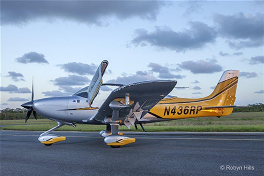 2017 Cirrus SR22 G6 | Aircraft Listing | Plane Sales Australia