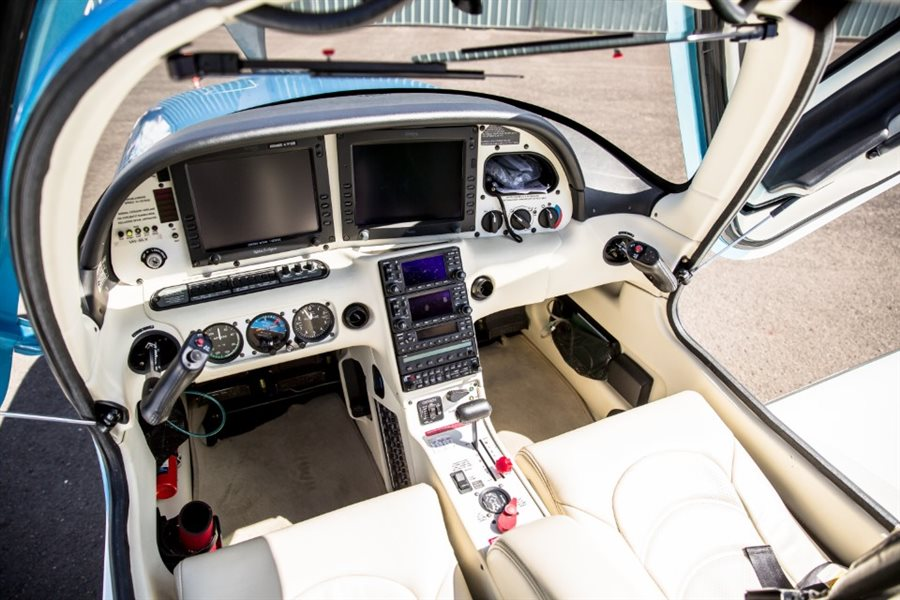 2008 Cirrus SR22 T G3