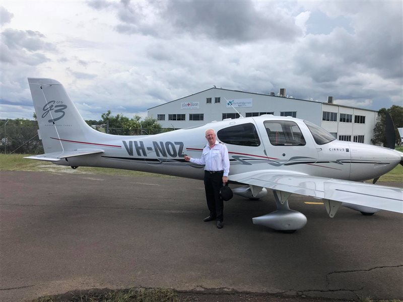 2008 Cirrus Aircraft
