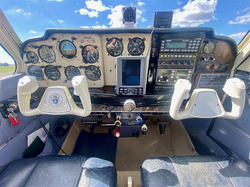 1962 Beechcraft Debonair 33 Aircraft