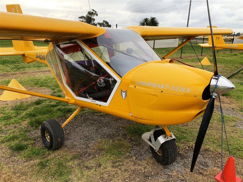 2012 Aeroprakt AeropraktFoxbat
