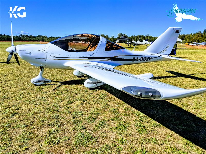2020 TL Ultralight Sting S4 Aircraft