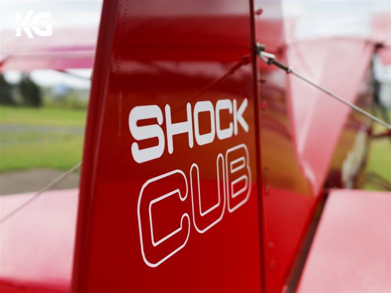 2017 Zlin Savage Shock Cub Aircraft