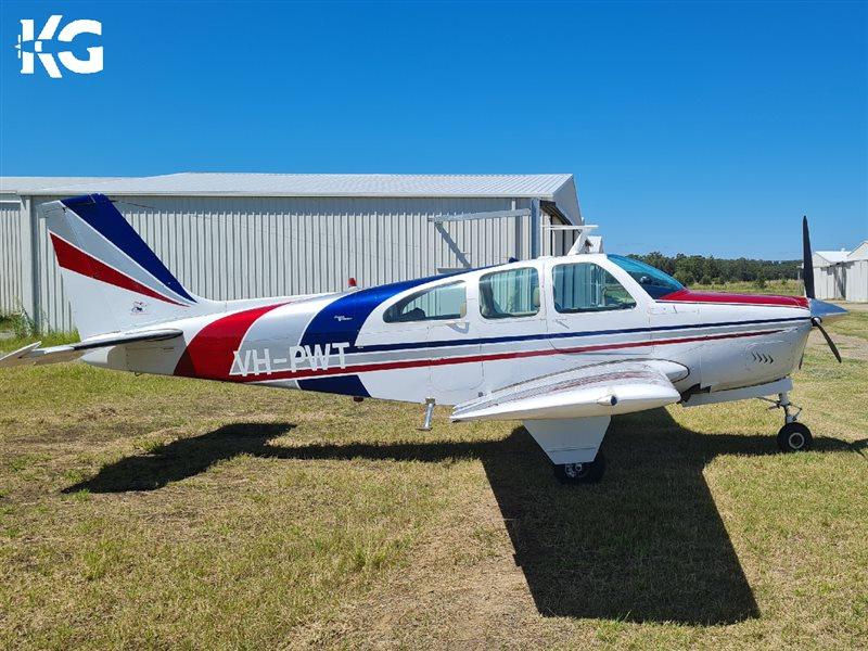 1968 Beechcraft Bonanza 33 Aircraft