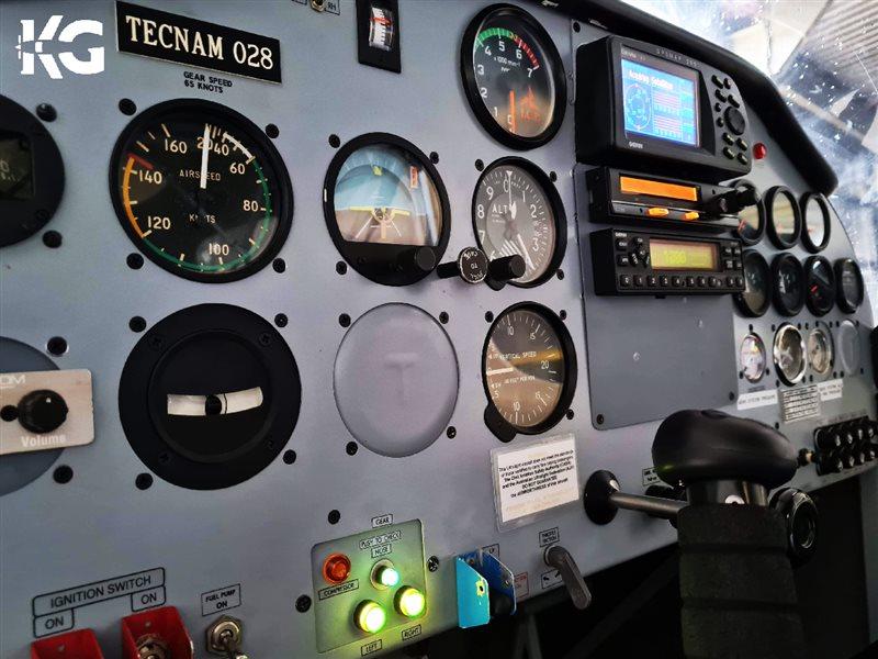 2003 Tecnam P92 RG 2000