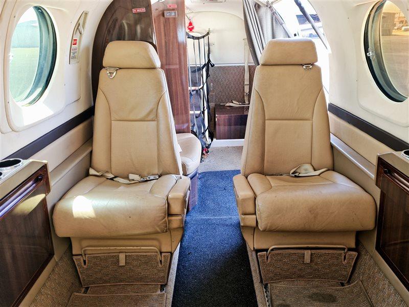 1994 Beechcraft King Air C90 B