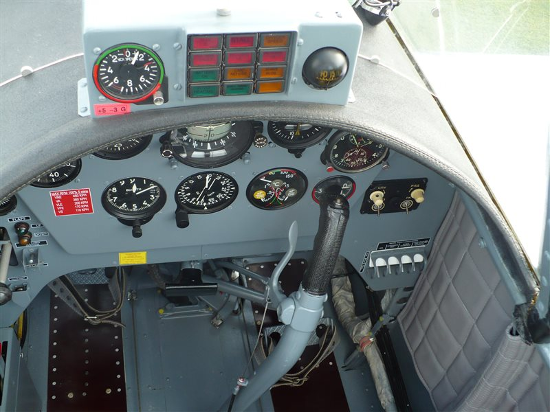 1984 Yakovlev YAK 52