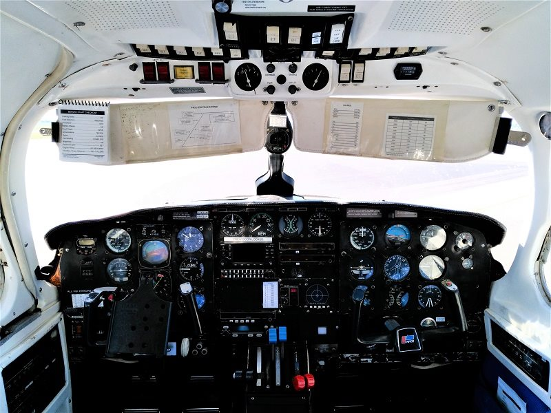 1980 Piper Chieftain Aircraft