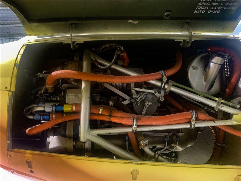 1976 Siai-Marchetti SM1019A