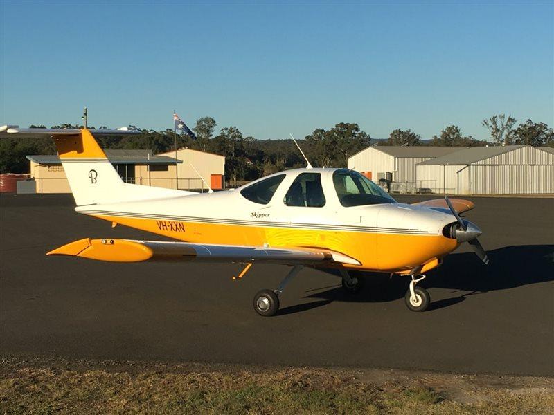 1979 Beechcraft Skipper 77 Aircraft