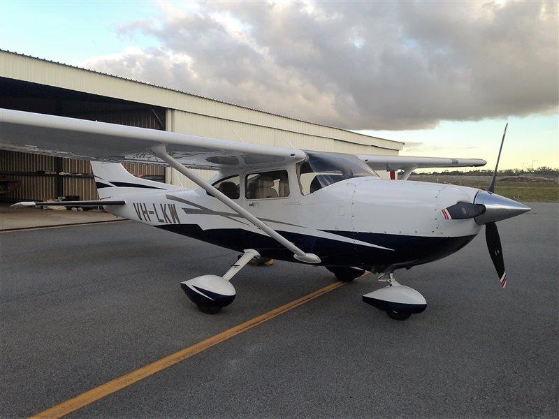 2010 Cessna 182 Skylane Model T non-turbo