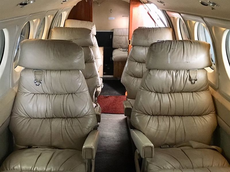 1983 Beechcraft King Air 200 B