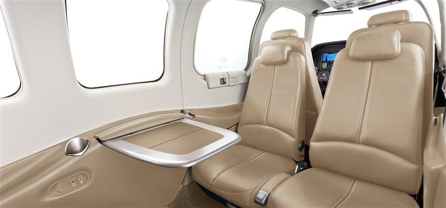 2012 Beechcraft Baron G58 Aircraft
