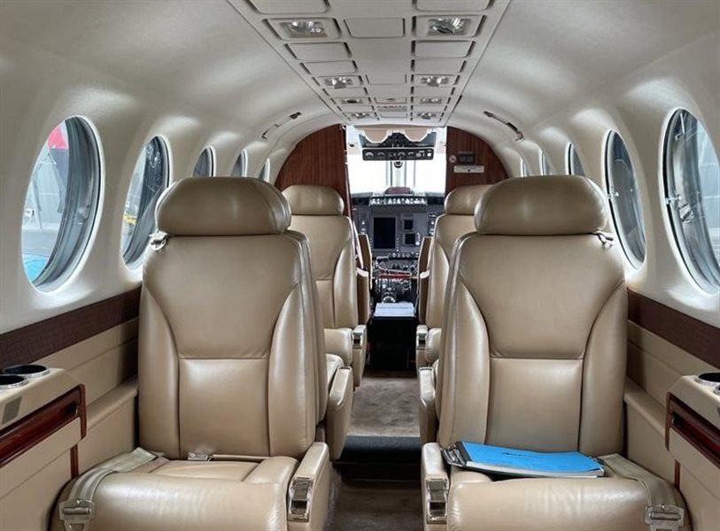 2009 Beechcraft King Air 350 Aircraft