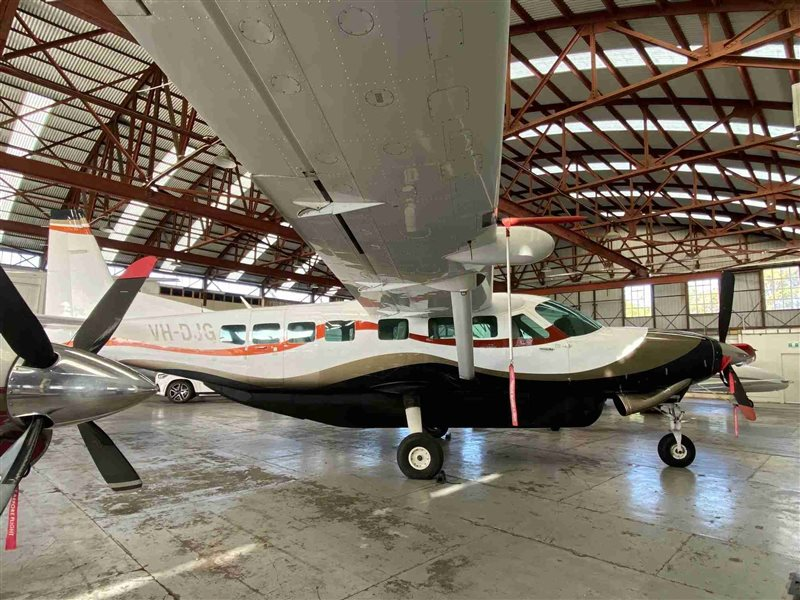 2002 Cessna 208B Caravan Aircraft