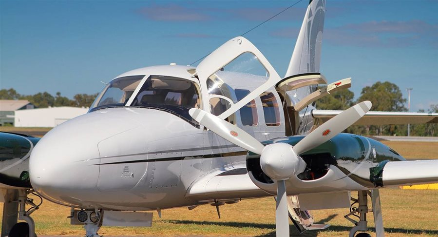 1981 Piper Navajo PA-31