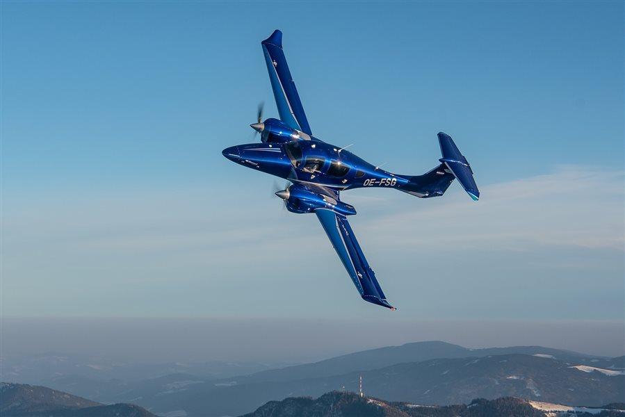 2020 Diamond DA62 Aircraft