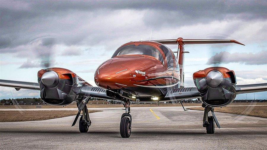 2021 Diamond DA62 Aircraft