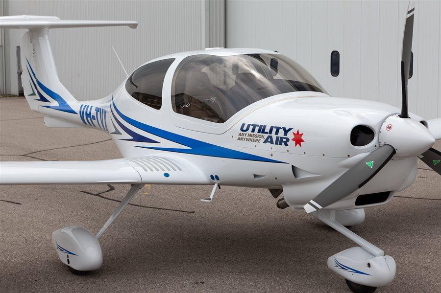 2021 Diamond DA40 NG Aircraft