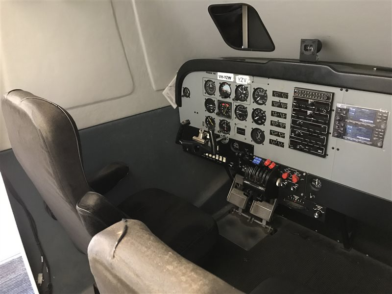 Training Aids - Flight Simulator