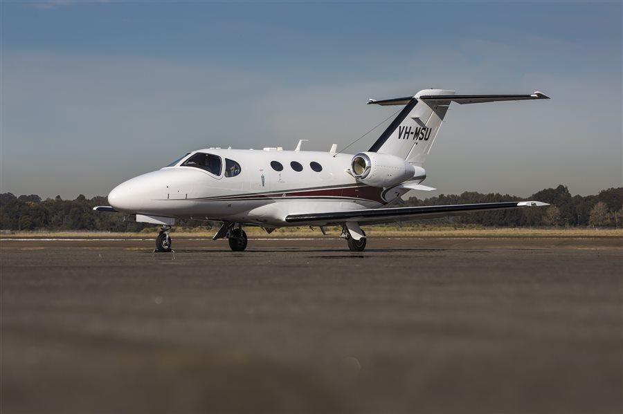2010 Cessna Citation Mustang Aircraft
