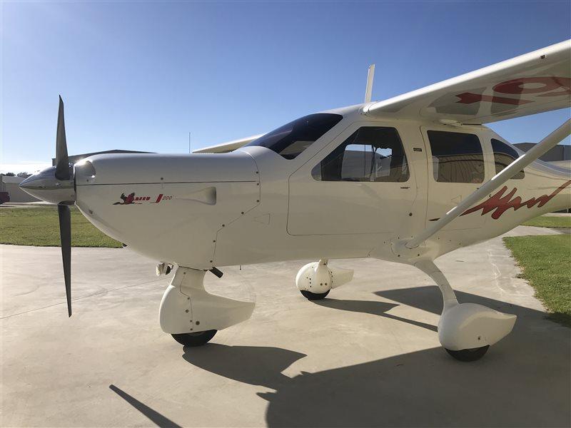 2003 Jabiru LSA0 J-200B