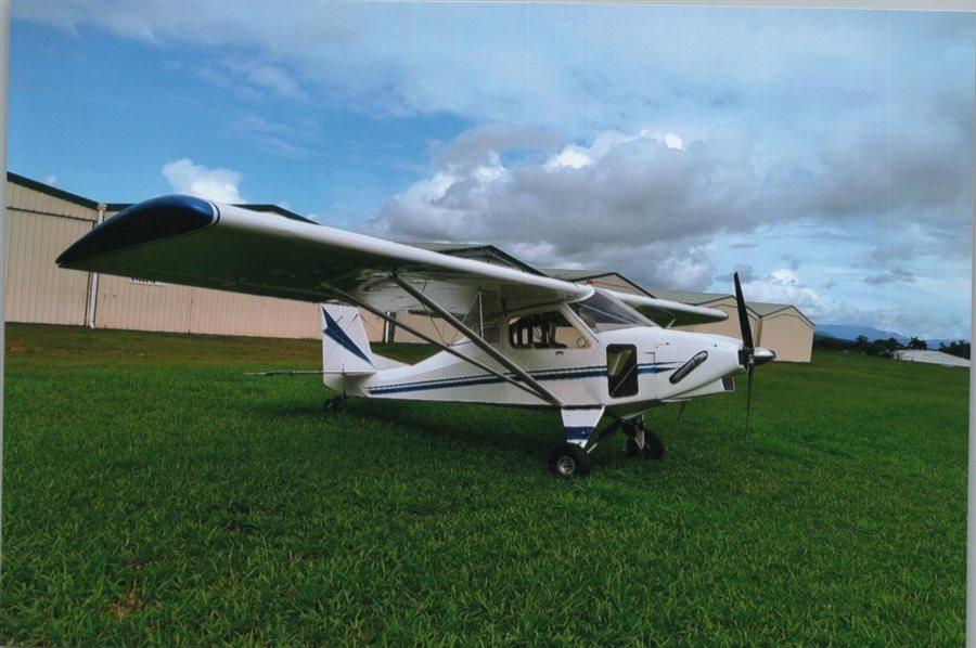 1989 Lightwing GR-582