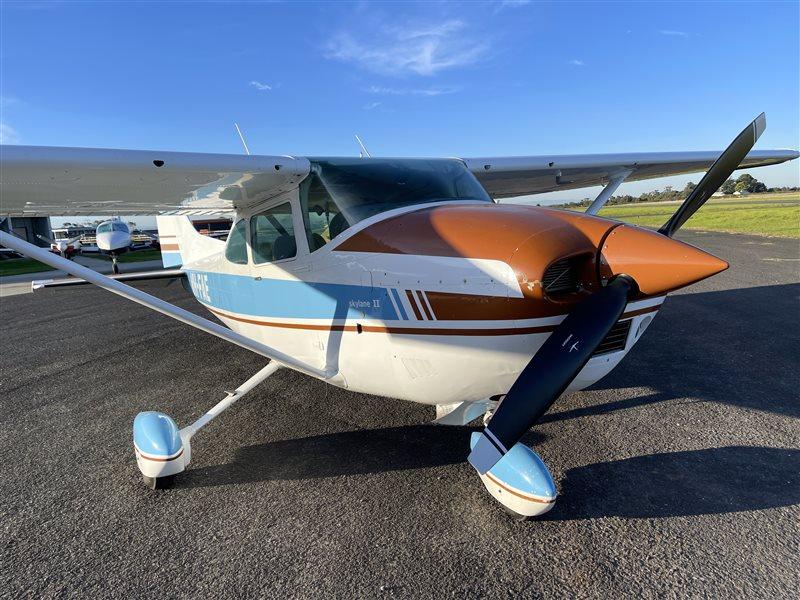 1977 Cessna 182 Skylane Aircraft