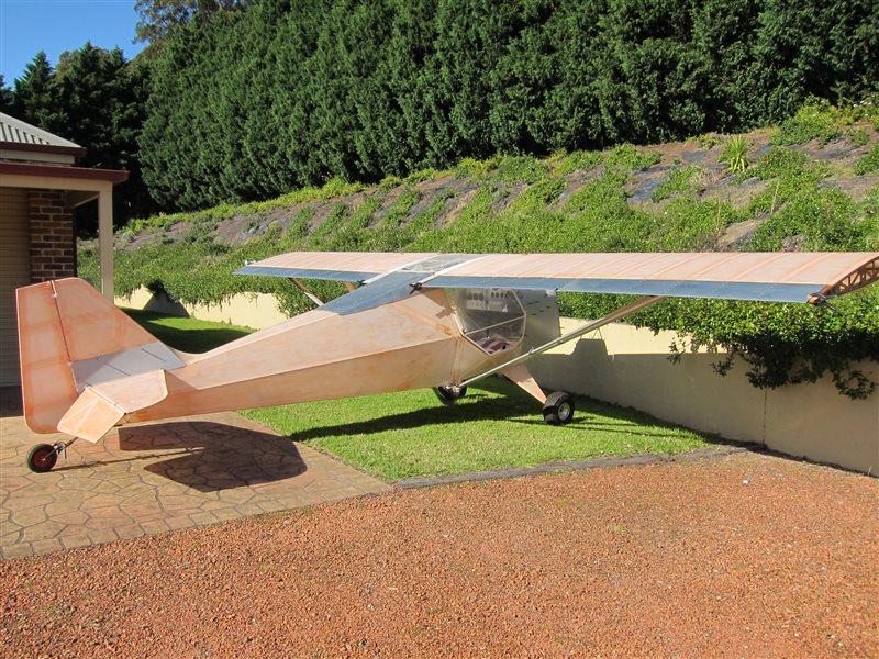 2021 Aeropup Twin Seat Aircraft