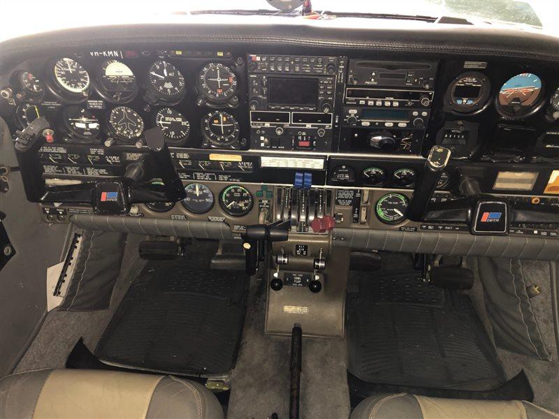 1979 Piper Seneca II Aircraft