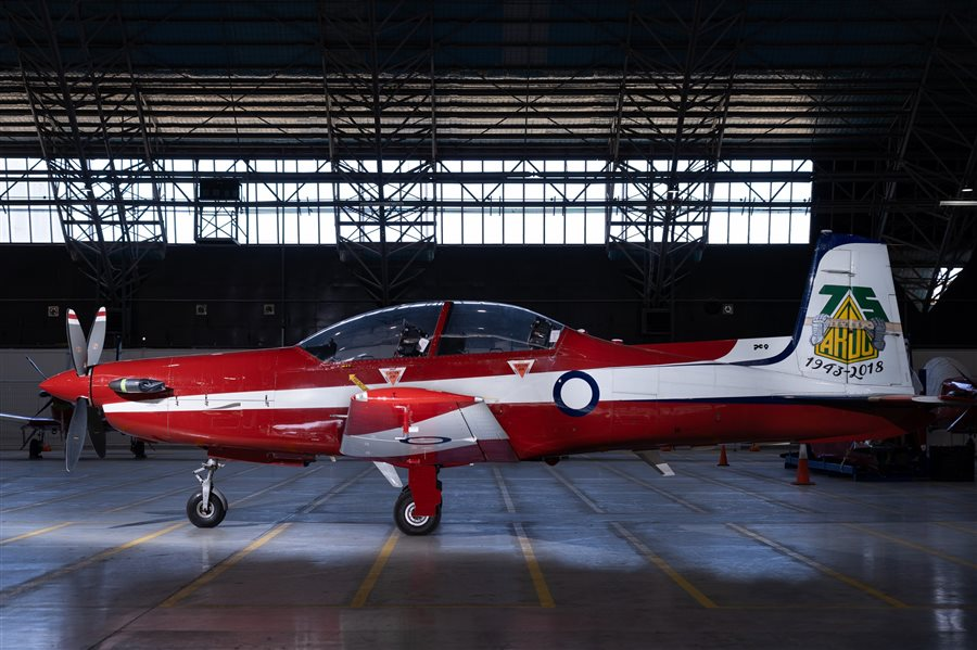 2014 Pilatus PC-9 Aircraft