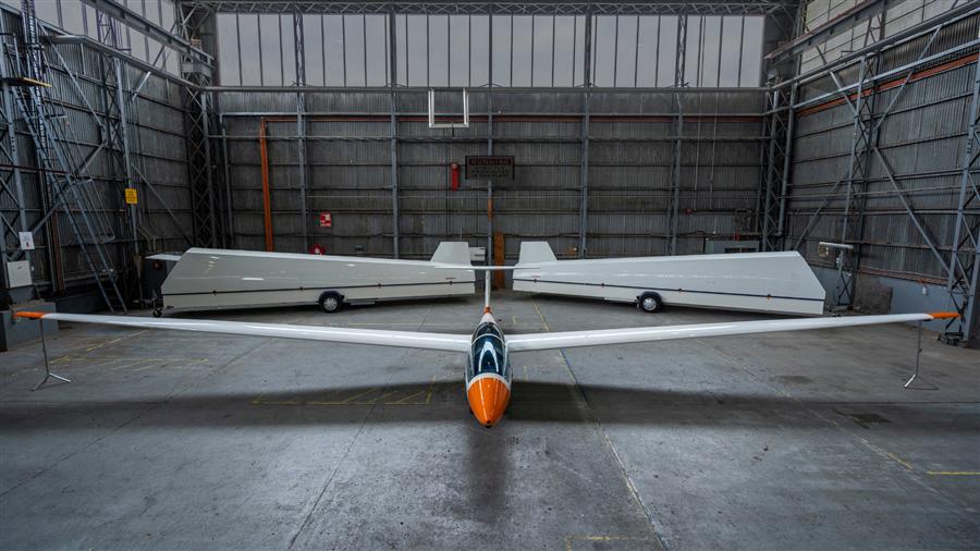 2014 Alexander Schleicher ASK 21 Mi Tandem Seat Glider Aircraft