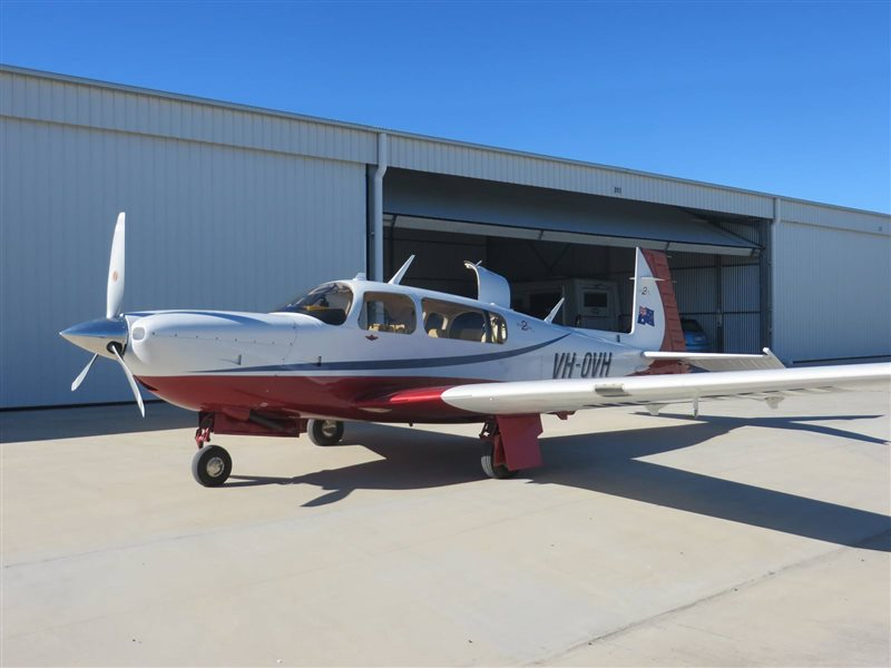 2005 Mooney Ovation 2GX Aircraft