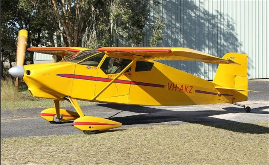 1973 Whitman Tailwind Aircraft