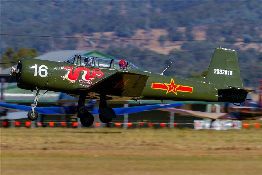 1967 Nanchang CJ-6 Aircraft