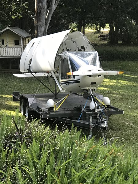 1997 Fly Synthesis Storch CL