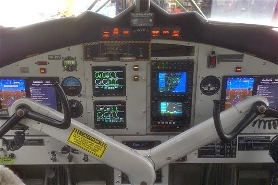 1967 De Havilland DHC-6-200 Twin Otter Aircraft