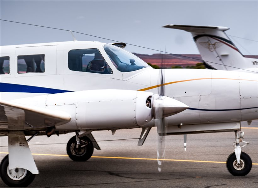 1980 Cessna 402 C