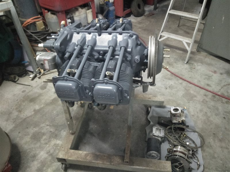 Engines Complete - Lycoming 0-320 A2C