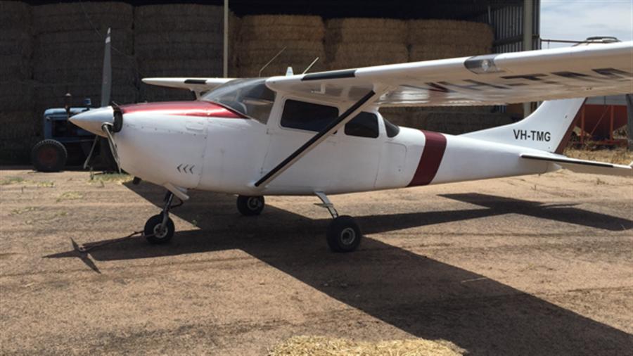 1963 Cessna 182 Skylane Aircraft