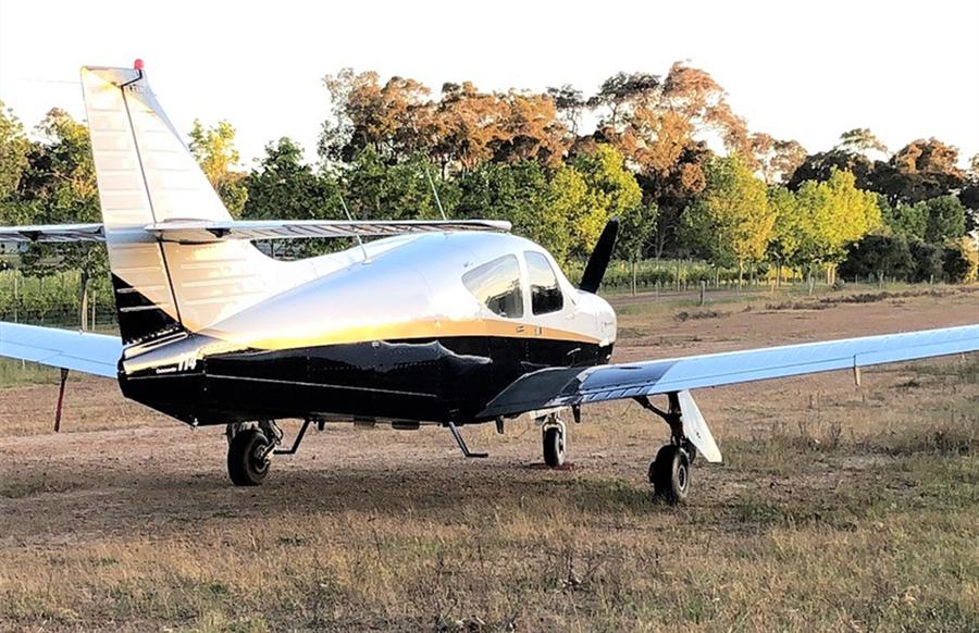 1977 Commander 114 Aircraft