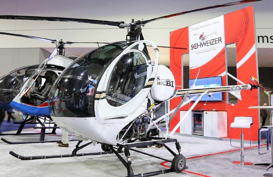 2021 Schweizer 300 CBI