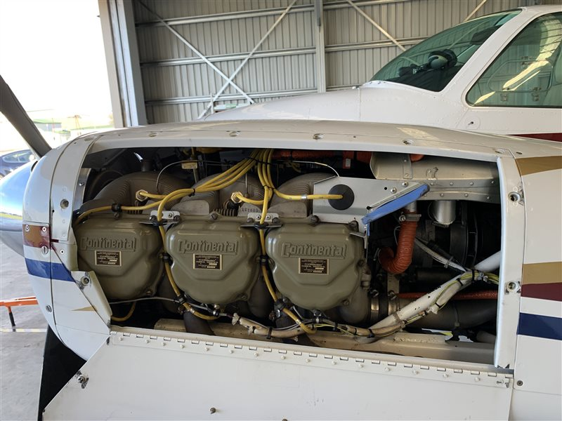 1979 Beechcraft Baron 55 B Aircraft