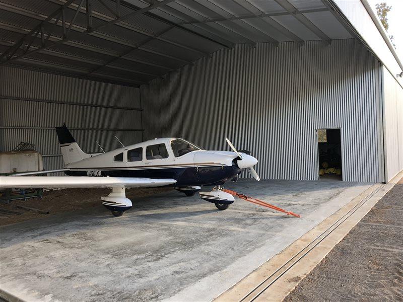 1980 Piper Archer II Aircraft