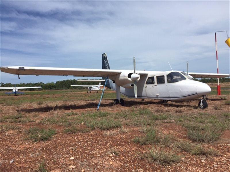 1987 Britten Norman Islander BN2A-26