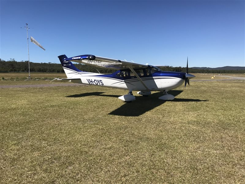 2017 Cessna 182 Skylane Aircraft