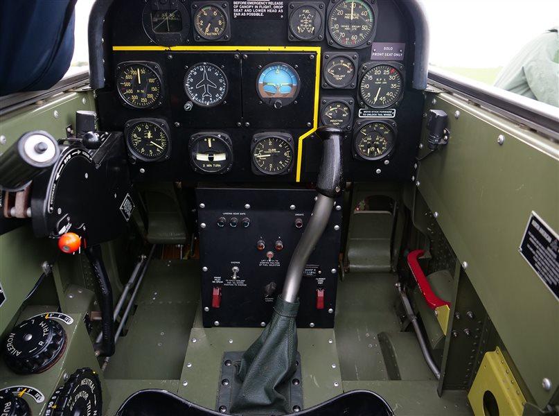 2020 North American TF-51D Mustang