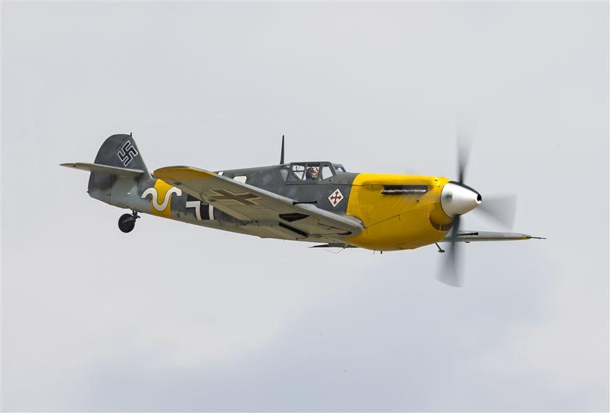 2020 Hispano Buchon HA-1112-M1L