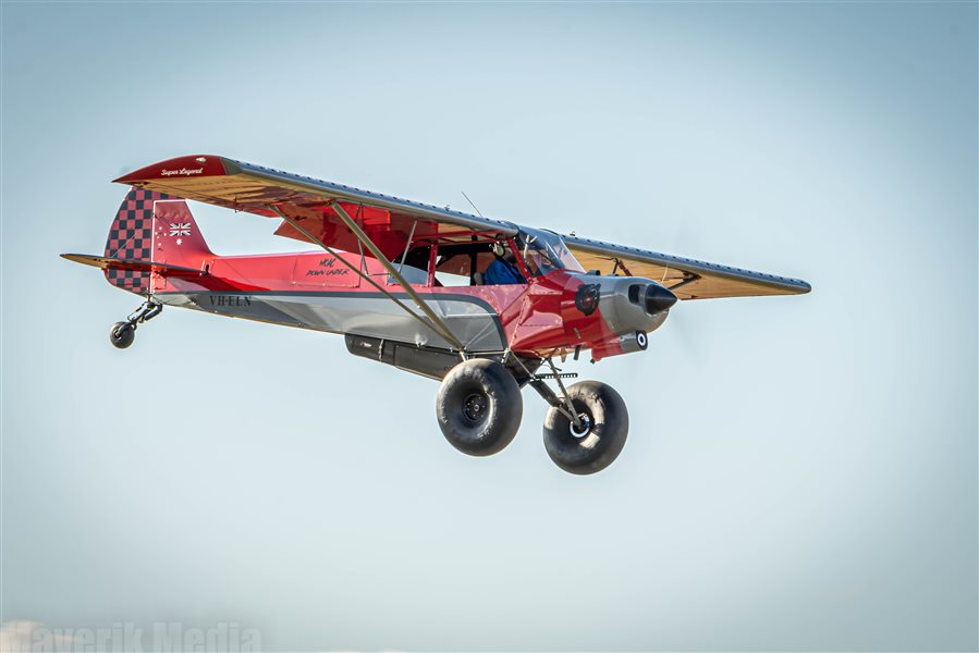 2020 American Legend MOAC - Mother of all Cubs Aircraft