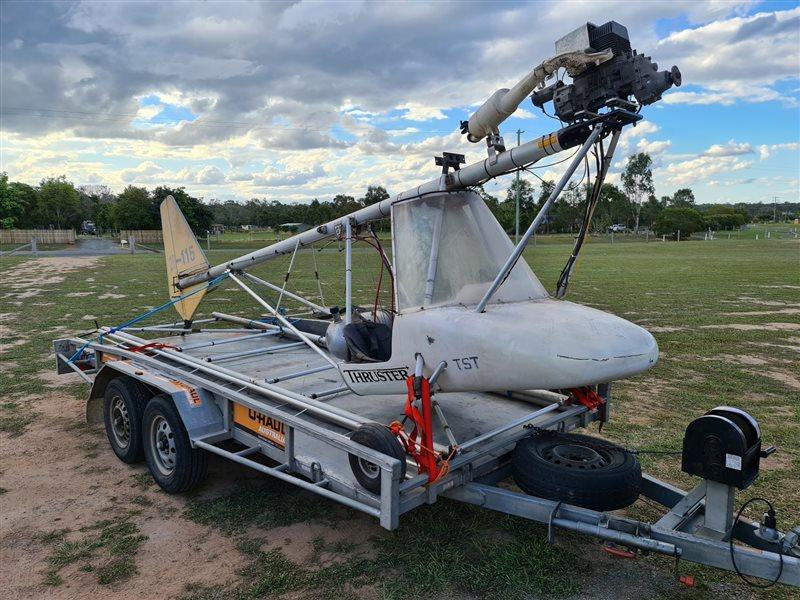 2021 Thruster T300 Get it airborne